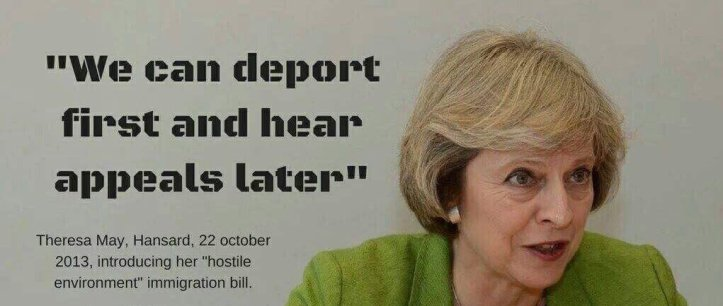 deport first