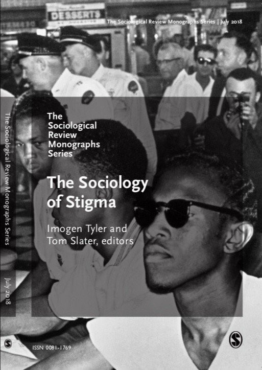 the sociology of stigma cover