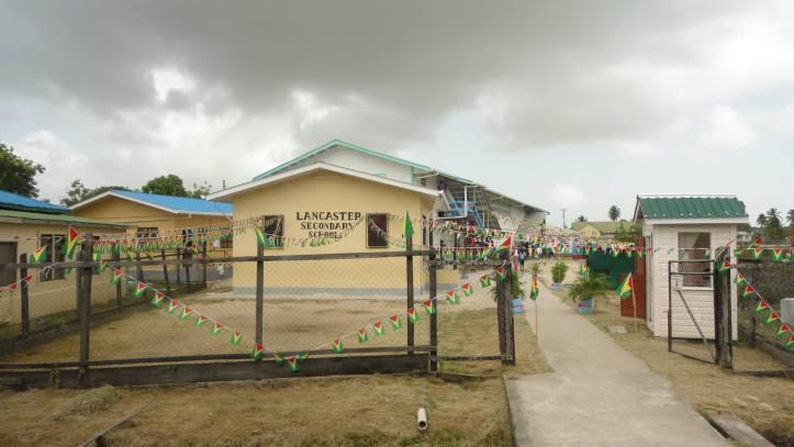 lancaster Secondary School Mahaica Village
